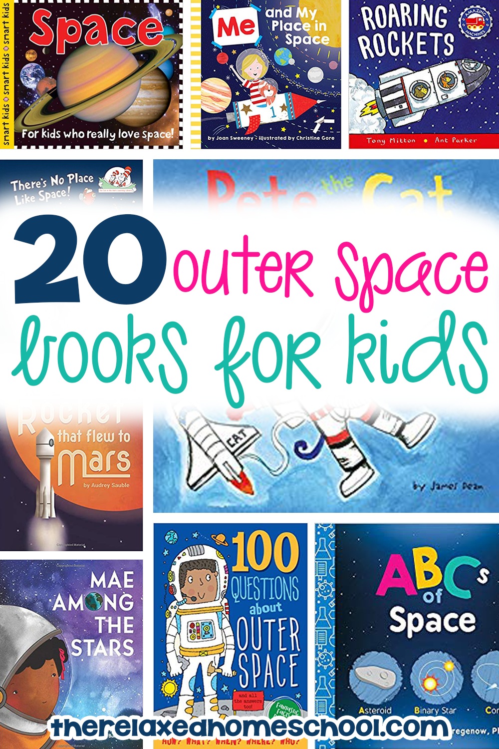 20 top space books for kids! Are you studying space? Does your child love space and space activities? If so then this book list is for you!