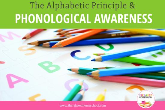 Alphabetic Principle and Phonological Awareness
