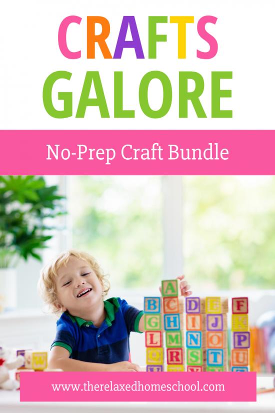 homeschool crafts